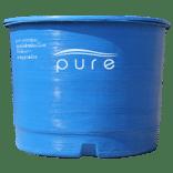 ถังเก็บน้ำสำเร็จรูปแบบไฟเบอร์กลาสชนิดตั้งพื้นทรงถ้วย PURE รุ่น PO-1600FB