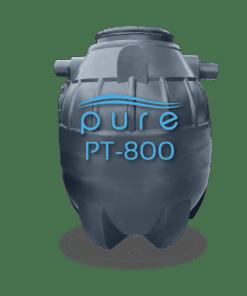 ถังบำบัดน้ำเสียแบบเติมอากาศ800ลิตร
