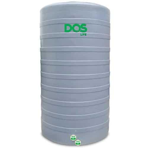 ถังเก็บน้ำบนดิน DOS CHAMP ขนาด 1500 ลิตร