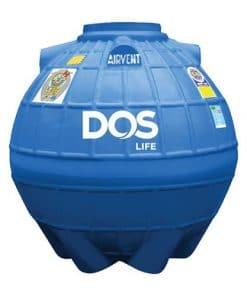 ถังเก็บน้ำใต้ดิน DOS EXTRA ขนาด 2000 ลิตร