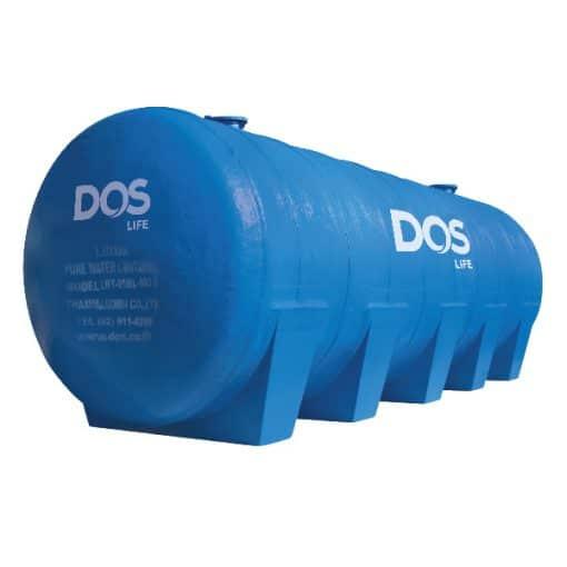 ถังเก็บน้ำ DOS LITETITE DTR...Q/DTR-S...Q ขนาดใหญ่