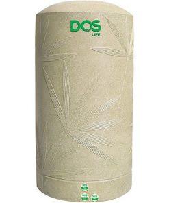ถังเก็บน้ำบนดิน DOS NATURA ขนาด 1000 ลิตร