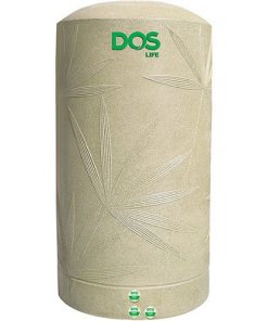 ถังเก็บน้ำบนดิน DOS NATURA ขนาด 2000 ลิตร