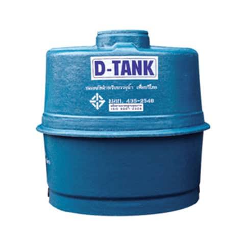 ถังเก็บน้ำบนดิน PREMIER รุ่น D-Tank ทรงแอปเปิ้ล ขนาด 5000 ลิตร